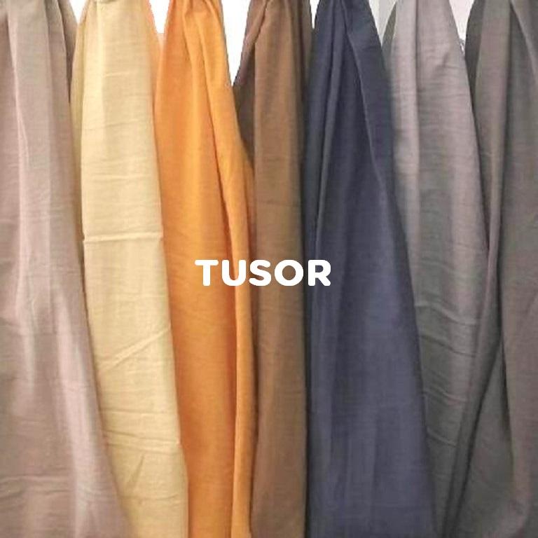 Tela Tusor - Trapitos