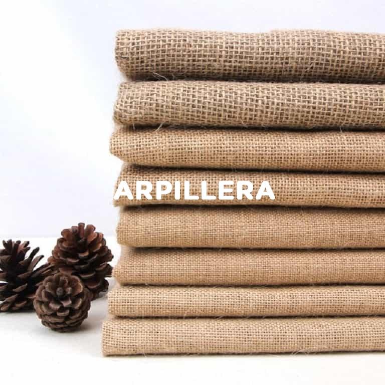 Tela Arpillera