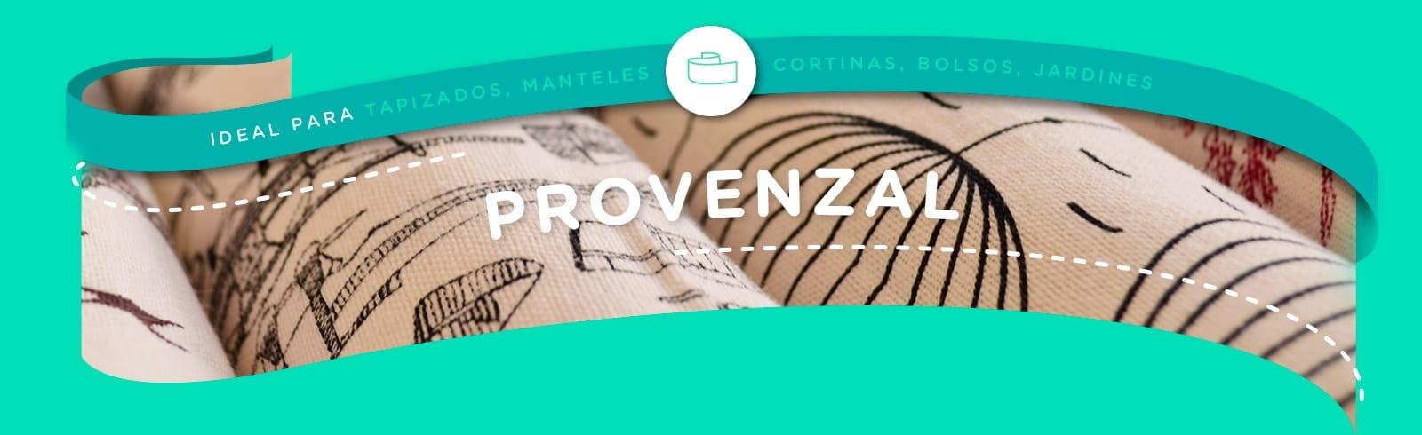 Telas Provenzales - Trapitos.com.ar